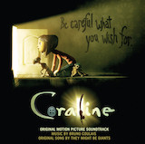 Download Bruno Coulais Exploration (from Coraline) Sheet Music arranged for Piano, Vocal & Guitar (Right-Hand Melody) - printable PDF music score including 5 page(s)