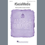 Download or print #SocialMedia Sheet Music Notes by Bryan Grosbach for SSA Choir