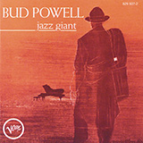 Download Bud Powell Body And Soul Sheet Music arranged for Piano Transcription - printable PDF music score including 6 page(s)