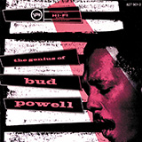 Download Bud Powell Oblivion Sheet Music arranged for Piano Transcription - printable PDF music score including 6 page(s)