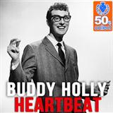 Download Buddy Holly Heartbeat Sheet Music arranged for Easy Piano - printable PDF music score including 2 page(s)