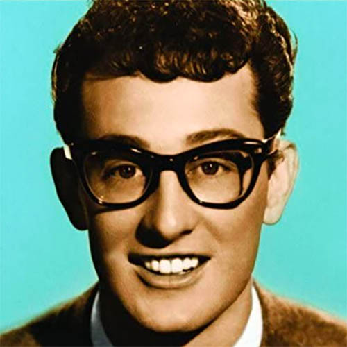 Buddy Holly I'm Gonna Love You Too pictures
