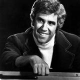 Download or print Alfie Sheet Music Notes by Burt Bacharach for Piano