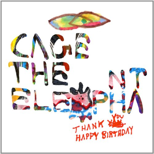 Cage The Elephant Shake Me Down profile picture