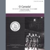 Download or print O Canada! (arr. Joe Liles) Sheet Music Notes by Calixa Lavallee for TTBB Choir
