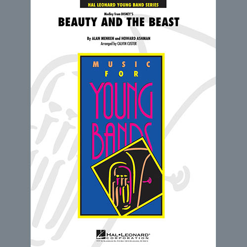 Calvin Custer Beauty and the Beast (Medley) - Full Score profile picture