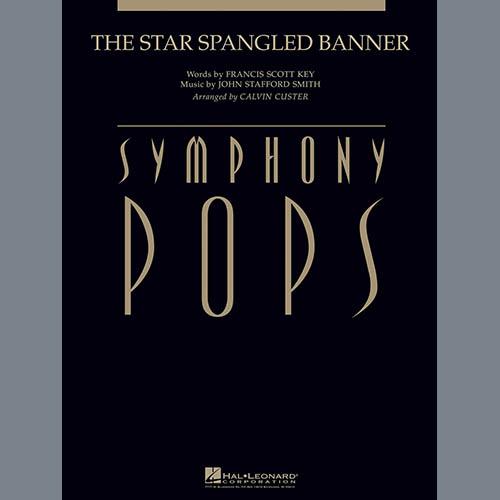 Calvin Custer The Star Spangled Banner - Percussion Score profile picture