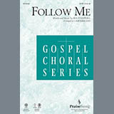 Download or print Follow Me - Tenor Sax (sub. Tbn 2) Sheet Music Notes by Camp Kirkland for Choir Instrumental Pak