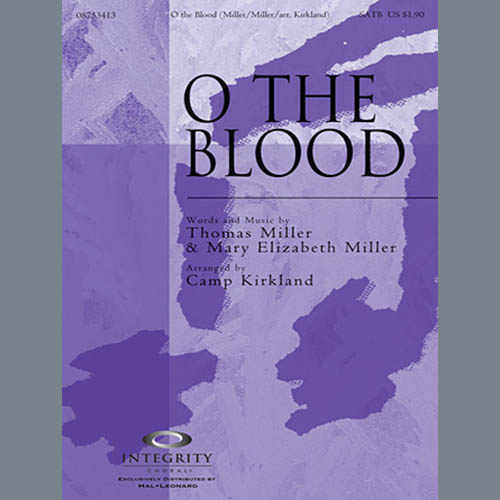 Camp Kirkland O The Blood - Violin 1, 2 profile picture