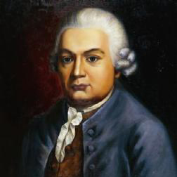 Download or print Solfeggio Sheet Music Notes by Carl Philipp Emanuel Bach for Piano