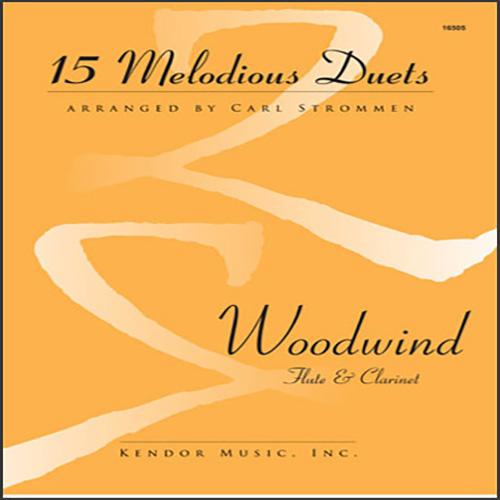 Carl Strommen 15 Melodious Duets profile picture