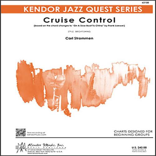 Carl Strommen Cruise Control - 2nd Bb Tenor Saxophone profile picture