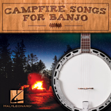 Download Carl Williams The Campfire Song Song Sheet Music arranged for Banjo Tab - printable PDF music score including 2 page(s)