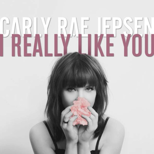 Download Carly Rae Jepsen I Really Like You Sheet Music arranged for Piano, Vocal & Guitar with Backing Track - printable PDF music score including 5 page(s)