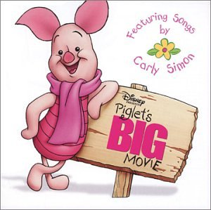 Carly Simon If I Wasn't So Small (The Piglet Song) (from Piglet's Big Movie) profile picture