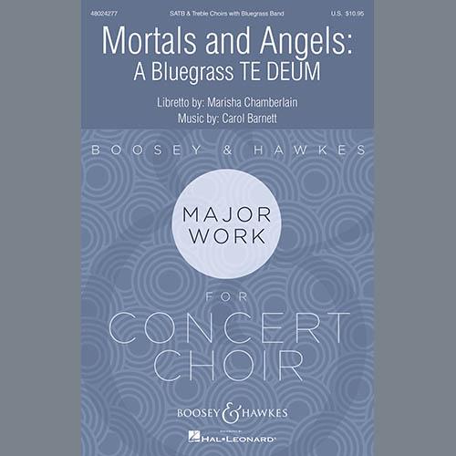 Carol Barnett Mortals & Angels: A Bluegrass Te Deum profile picture