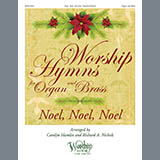 Download Carolyn Hamlin and Richard A. Nichols Noel, Noel, Noel Sheet Music arranged for Organ - printable PDF music score including 9 page(s)