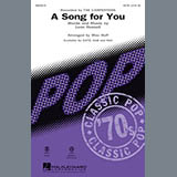 Download or print A Song For You (arr. Mac Huff) - Bass Sheet Music Notes by Carpenters for Choir Instrumental Pak