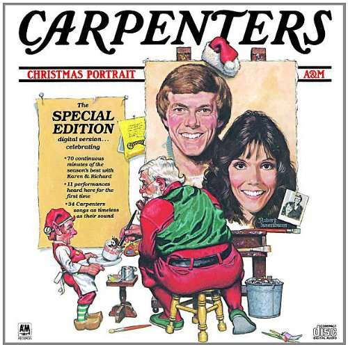 Carpenters The Christmas Waltz pictures