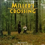 Download or print Miller's Crossing (End Titles) Sheet Music Notes by Carter Burwell for Melody Line