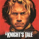 Download or print St. Vitus' Dance (from 'A Knight's Tale') Sheet Music Notes by Carter Burwell for Piano