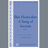 Download Charles Davidson Shir Hama'alot (A Song of Ascents) Sheet Music arranged for SSA Choir - printable PDF music score including 15 page(s)