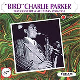 Download Charlie Parker Anthropology Sheet Music arranged for Transcribed Score - printable PDF music score including 9 page(s)