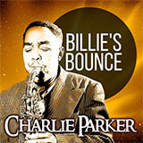 Download Charlie Parker Billie's Bounce (Bill's Bounce) Sheet Music arranged for Transcribed Score - printable PDF music score including 8 page(s)