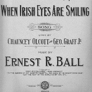 Chauncey Olcott When Irish Eyes Are Smiling profile picture