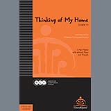 Download Chen Yi Thinking of My Home Sheet Music arranged for 3-Part Treble Choir - printable PDF music score including 7 page(s)
