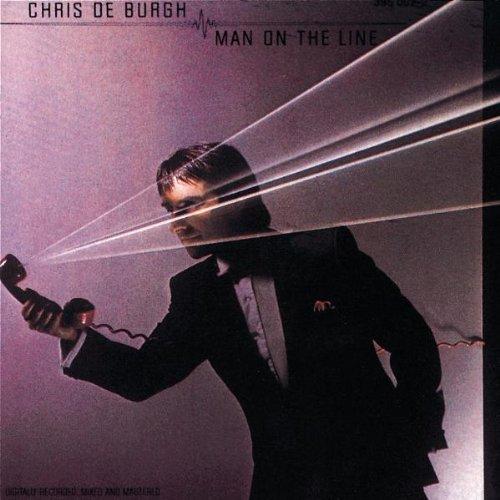 Chris de Burgh Man On The Line profile picture
