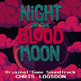 Download or print Hiding In The Shadows (from Night of the Blood Moon) - Synth Pad Sheet Music Notes by Chris Logsdon for Performance Ensemble