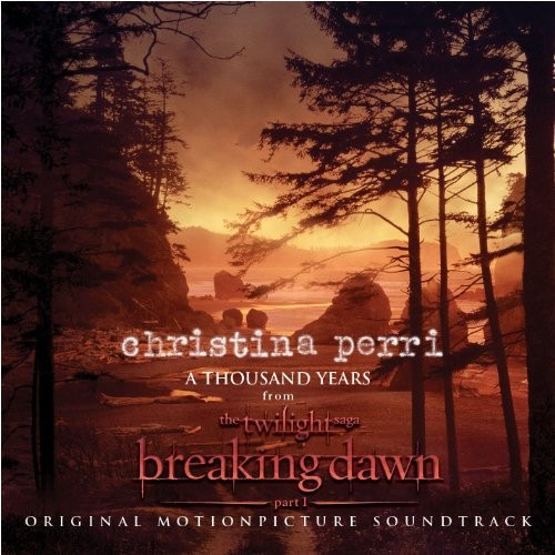 Download Christina Perri A Thousand Years Sheet Music arranged for Vocal Pro + Piano/Guitar - printable PDF music score including 8 page(s)