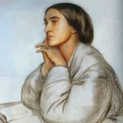 Download or print Rest Sheet Music Notes by Christina Rossetti for SATB