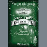 Download or print Vois sur ton chemin (See Upon Your Path) (from Les Choristes) Sheet Music Notes by Christophe Barratier and Bruno Coulais for 2-Part Choir