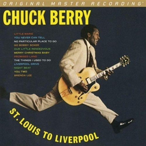 Chuck Berry Roll Over Beethoven profile picture