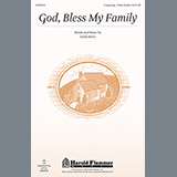 Download or print God Bless My Family Sheet Music Notes by Cindy Berry for Unison Voice