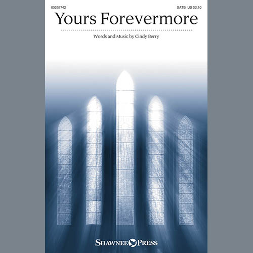 Cindy Berry Yours Forevermore - Alto Sax 1-2 (sub. Horn 1-2) profile picture