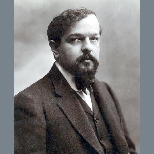 Claude Debussy La fille aux chevreux de lin profile picture