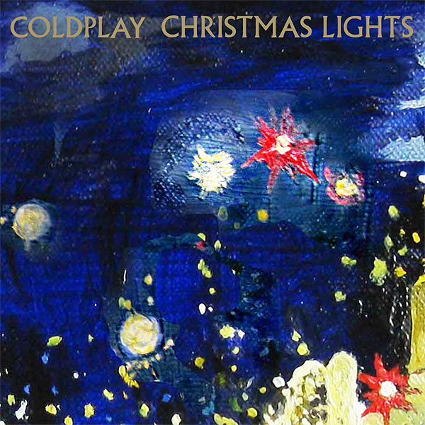 Coldplay Christmas Lights profile picture