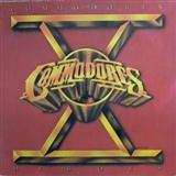 Download or print Easy Sheet Music Notes by Commodores for Piano