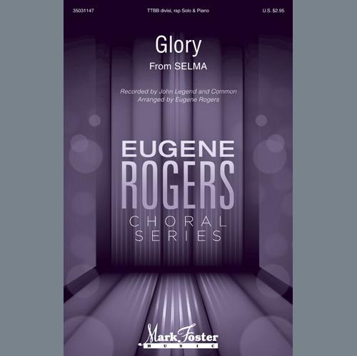 Common & John Legend Glory (from Selma) (arr. Eugene Rogers) - Trombone 1 profile picture