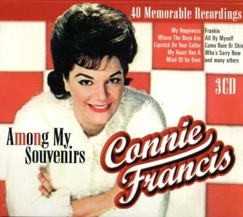 Connie Francis Among My Souvenirs pictures