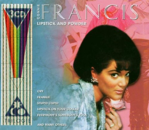Connie Francis Stupid Cupid pictures