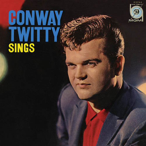 Conway Twitty It's Only Make Believe profile picture