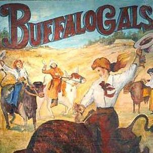 Cool White Buffalo Gals (Won't You Come Out Tonight?) profile picture
