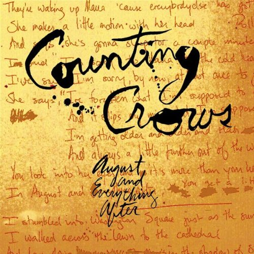 Counting Crows Round Here pictures