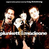 Download or print Plunkett & Macleane (Rebecca) Sheet Music Notes by Craig Armstrong for Piano