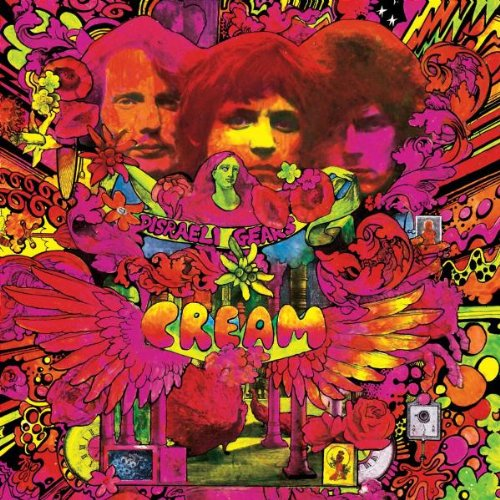 Cream Sunshine Of Your Love pictures