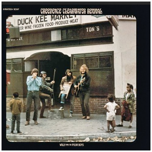 Creedence Clearwater Revival Down On The Corner profile picture
